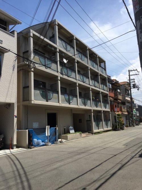 西淀川区姫島2丁目 1K  【分譲賃貸】ロイヤル姫島