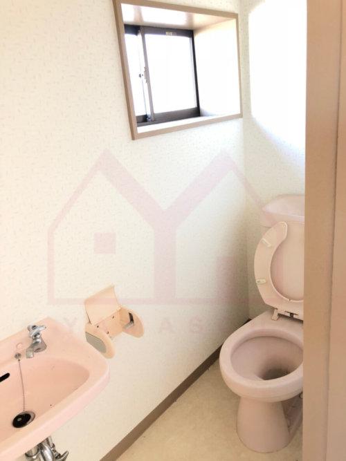 《洋式トイレ》