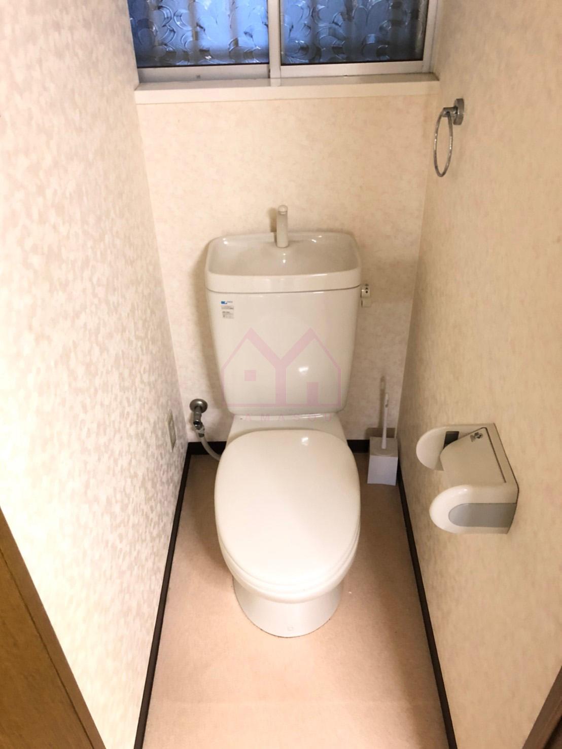 <b>トイレ</b>
